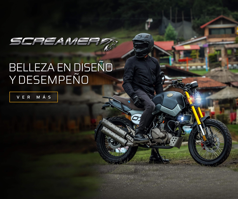 Screamer 250